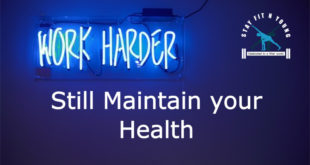 Learn how to maintain a Healthy Work life Balance, even after working 60+ hours a week